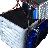 Peltier-Kühl 12V 576W 4-Chip DIY Thermoelektrische Kühlbox