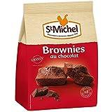 St michel brownie chocolat 200g - ( Prix Unitaire ) - Envoi Rapide Et Soignée