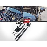 De fibra de carbono amortiguador de capó campana Kit Strut Shock para GT86 ...