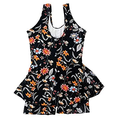 S.Star Women Polyster One Piece Swimsuit for Water Park n Swimming(Super Quality)