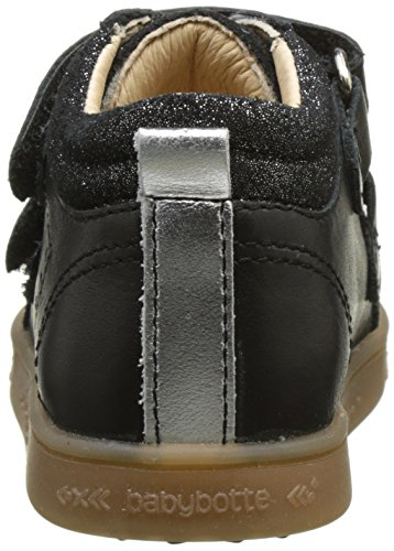 babybotte - Azele, Pantofole a Stivaletto Bambina nero (noir)