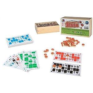 ColorBaby- Bingo Madera Fichas, (Color Baby 8.41284E+12)
