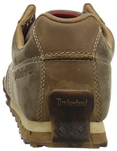 Timberland Greeley_Greeley Low Leather, Baskets  homme Marron - Marron