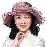 Best Humidité pour les femmes âgées - QiangDa-mao QIANGDA Chapeau De Soleil Femme Dames Âgées Review