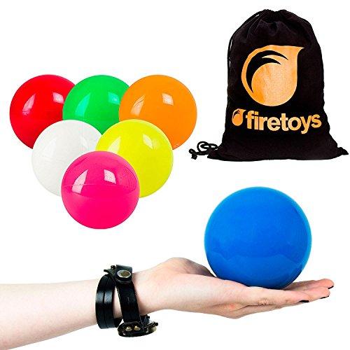 244c62e445c3 Play Jonglage Giga Contact POI – Paire – Disponible en différentes couleurs  Orange Play Juggling