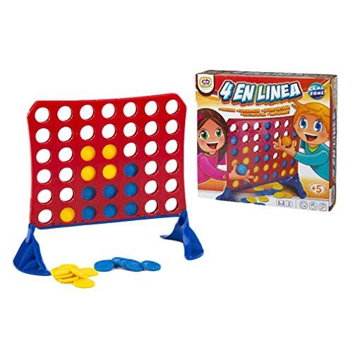 ColorBaby - Juego de mesa 4 en línea CB Games