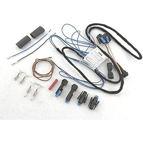 Juego de cables Volante multifunción BMW E46tempomat Volante mando a distancia