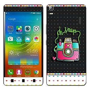 Theskinmantra Oh snape Lenovo K3 Note mobile skin