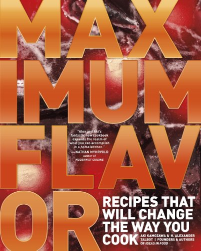Maximum Flavor: Recipes That Will Change the Way You Cook (English Edition) Top Candy Dish