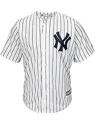 Majestic New York Yankees Maillot de baseball Cool Base MLB domicile