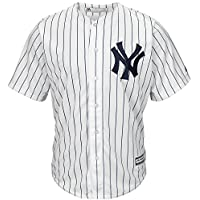 Majestic New York Yankees Maillot de baseball Cool Base MLB domicile