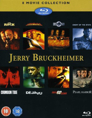 Walt Disney - Jerry Bruckheimer Action Collection (8 Films) Blu-Ray (1 BLU-RAY) -