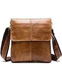 New Men Bag Fashion Leather Crossbody Bag Shoulder Men Messenger Bags Small Casual Designer Handbags Man Bags