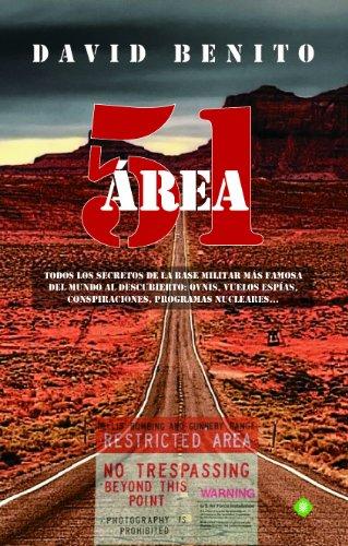 Área 51 por David Benito del Olmo