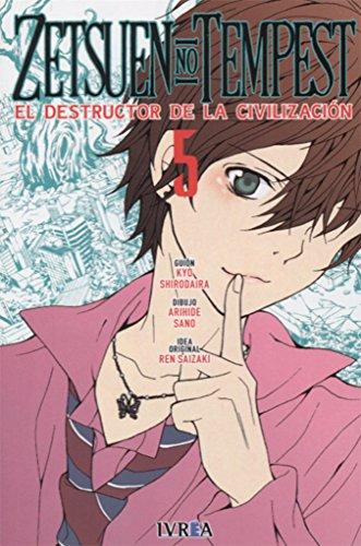 Descargar ZETSUEN NO TEMPEST 05