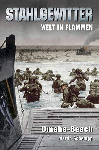 Stahlgewitter - Welt in Flammen: Omaha-Beach: Militär-Thriller