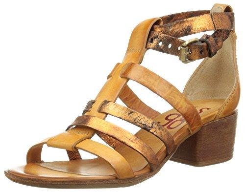 AirstepLoto - Sandali alla caviglia Donna , Marrone (Marron (Cuoio)), 40