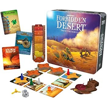 Gamewright Forbidden Desert Game