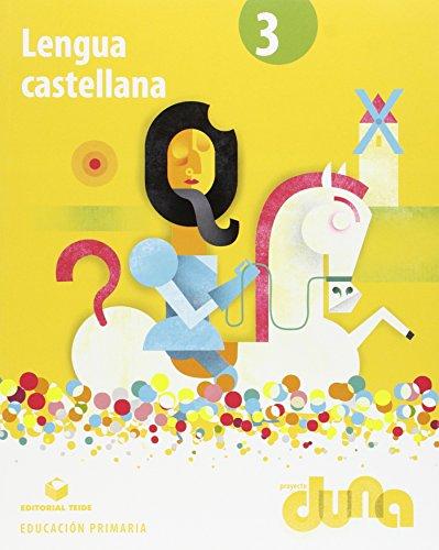 Lengua castellana 3º epo - proyecto duna - libro