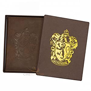 Noble Collection CR1118 - Soporte para Pasaporte Harry Potter Gryffindor