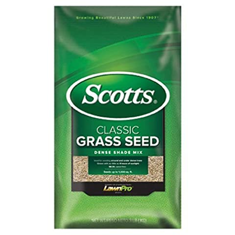 SCOTTS LAWNS - Classic Shade Mix Grass Seed, 3-Lbs.
