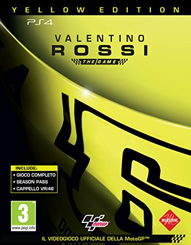 Valentino Rossi - The Game, Edizione Limitata - PlayStation 4