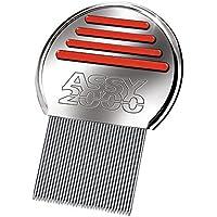 ASSY 2000 – Peine antipulgas y antiliendres – en acero templado inoxidable ...