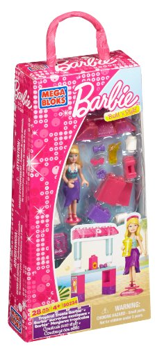 MEGA BLOKS 80234 BARBIE TROPICAL