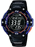 Casio SGW-100-2BER Sports  - Wristwatch men's, Resin, Band Colour: Black