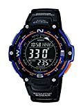 Casio Herren-Armbanduhr Collection Digital Quarz Resin SGW-100-2BER