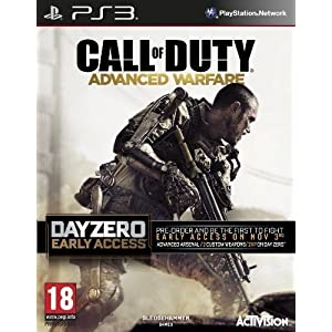 Activision – Call of Duty: Advanced Warfare /PS3 (1 Games)