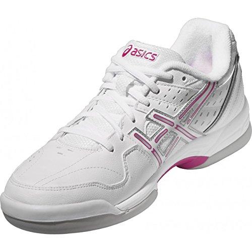 Asics Tennis Sportschuhe Gel-Dedicate Indoor Damen 0119 Art. E377Y Größe 40
