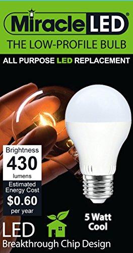Miracle LED 605006 Allzwecklampe Low Profile - Lite-source-grün