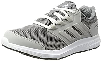 Grigio 41 1/3 EU ADIDAS GALAXY 4 W SCARPE RUNNING DONNA GREY THREE/GREY