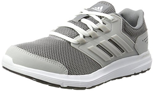 adidas Galaxy 4, Scarpe Running Donna Grigio (Grey Three/grey Two/footwear White)