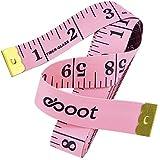 Concept4u Mètre de couturière Rose 150 cm