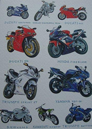 super-bikes-greetings-card-honda-fireblade-ducati-suzuki-triumph-sprint-st
