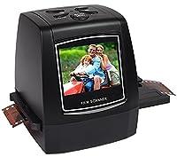 DIGITNOW! 22MP Film & Slide Scanner All-In-1, Super 8 Film ,110 / 126 Film, 35mm Negative /Slide to Digital JPEG Converter