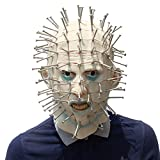 SJZC Maske Halloween Cosplay Nägel Masken Latex Erwachsene Prop Lustig Kind Spielzeug