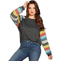 JUNEBERRY Cotton Full Sleeve Regular Fit T-Shirt for Women/Girls