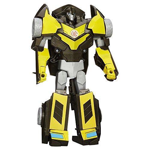 Transformers Robots In Disguise Wechsler in 3Schritten Night OPS Bumblebee Figur
