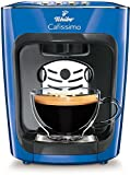 Tchibo Cafissimo mini Kaffeekapselmaschine (für Kaffee, Espresso, Caffé Crema und Tee) blau