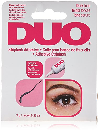 Ardell Duo Strip Lash Adhesive Dark - 1 paio