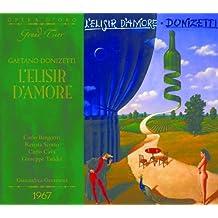 OPD 7044 Donizetti-L'elisir d'Amore: Italian-English Libretto (Opera d'Oro Grand Tier) (English Edition)