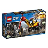 LEGO City 60185 - Bergbauprofis Power-Spalter, Konstruktionsspielzeug - LEGO