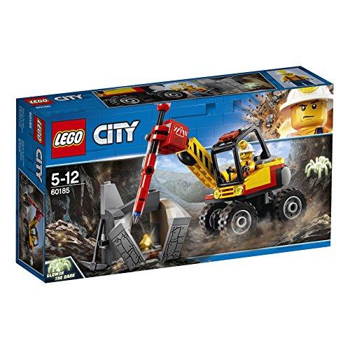 LEGO City - Mina: Martillo hidráulico 60185