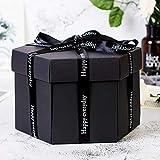 DIY Love Explosion Box Suprise Gift Fotoalbum Valentinstag Happy Memory Mehrschichtige...