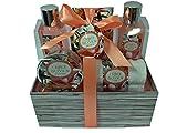 Salsacollection Orange Blossom Pflegeset Kosmetikset gefüllt mit 5 Pflegeprodukten