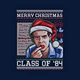 Cloud City 7 Class of 84 Christmas Knit Men's Sweatshirt