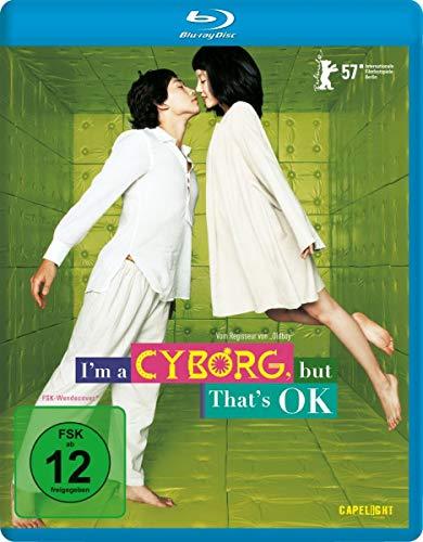 I'm a Cyborg, But That's OK [Blu-ray]